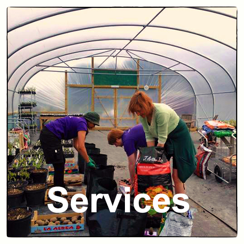 Lindengate Social & Therapeutic Horticulture Services